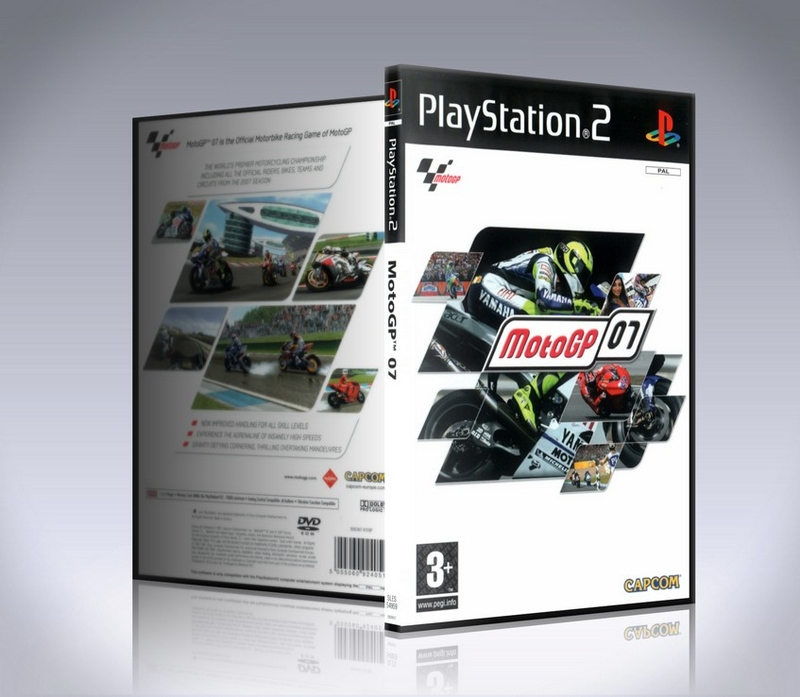 Moto GP 07 (ps2)-thumb