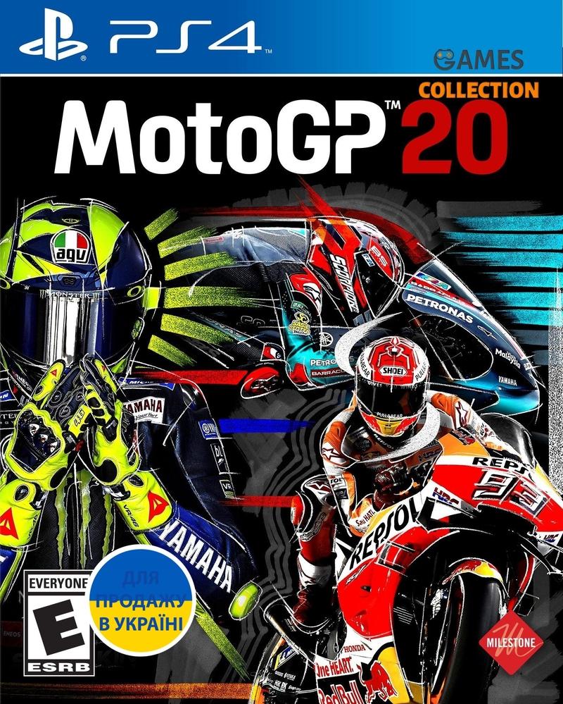 MotoGP 20(PS4)-thumb