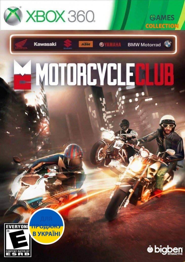 Motorcycle Club (XBOX360)-thumb