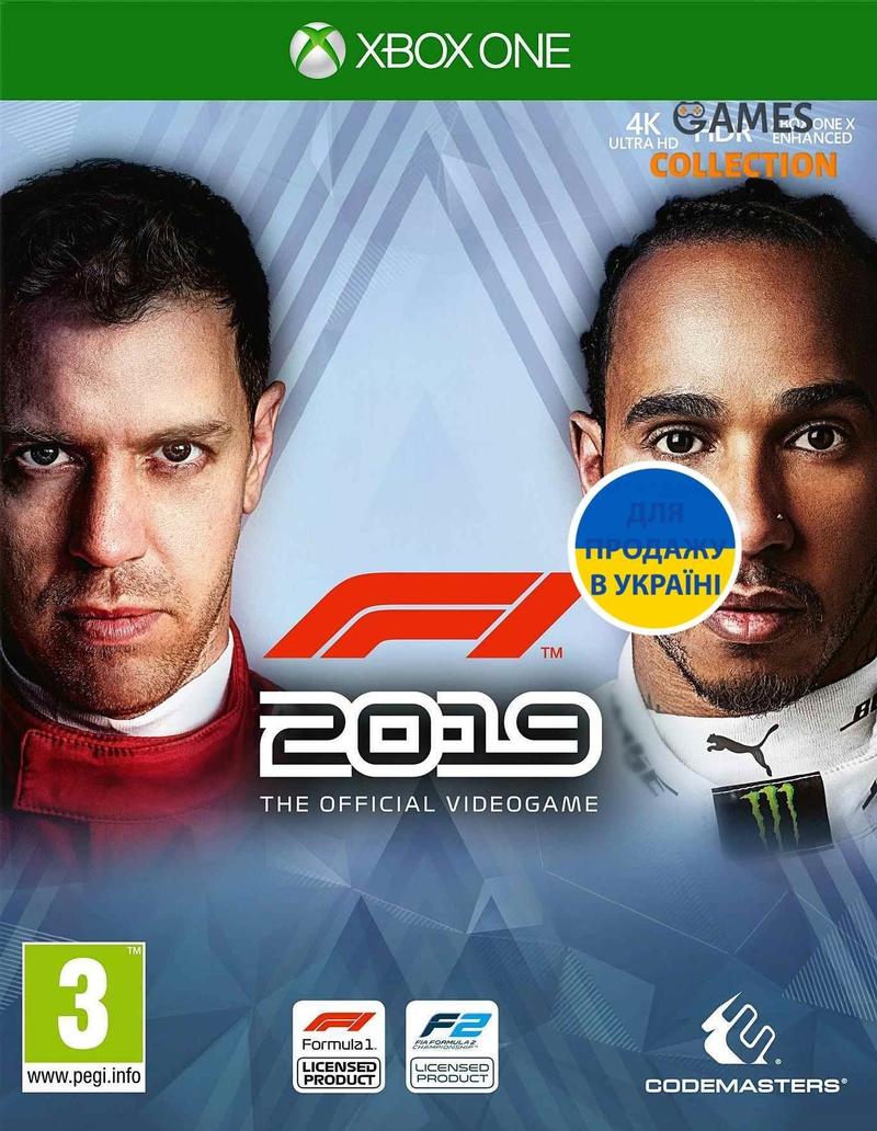 F1 2019 (XBox One)-thumb
