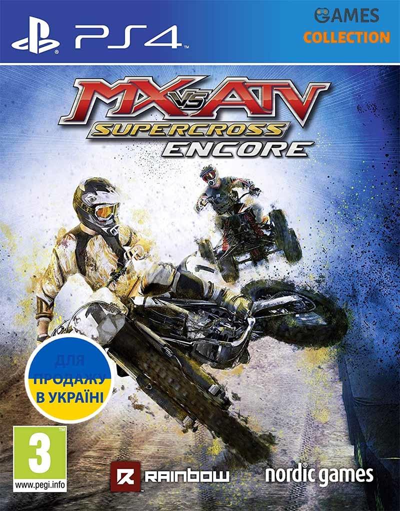MX Vs ATV Supercross Encore Edition (PS4)-thumb