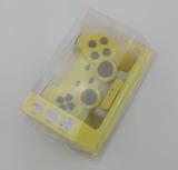 Джойстик PS2 беспроводный (yellow)-thumb
