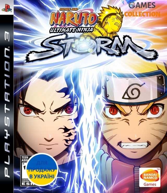 Naruto: Ultimate Ninja Storm (PS3)-thumb