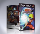 NARUTO UZUMAKI CHRONICLES (ps2)-thumb