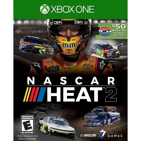 NASCAR Heat 2 (Xbox One)-thumb