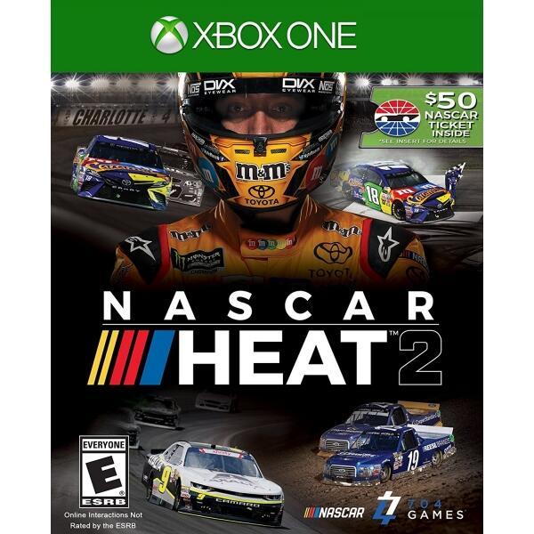 NASCAR Heat 2 (Xbox One)-thumb