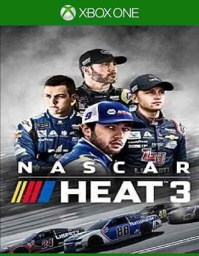 NASCAR Heat 3 (Xbox One)-thumb