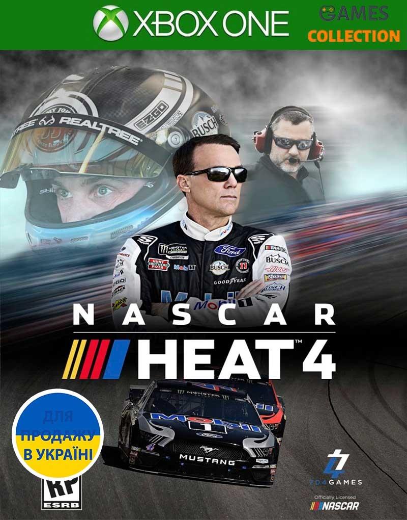 NASCAR Heat 4 (Xbox One)-thumb