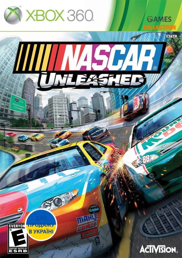 Nascar Unleashed(XBOX360)-thumb