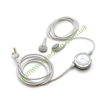 Наушники для PSP Slim + пульт управления-thumb