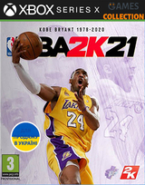 NBA 21 (Xbox Series X)-thumb