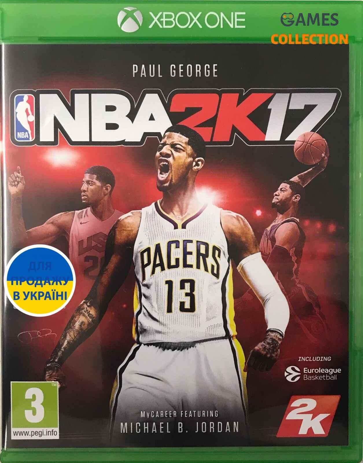 NBA 2K17 (Xbox One)-thumb