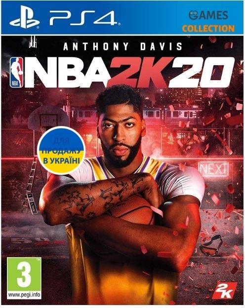 NBA 2K20 (PS4)-thumb