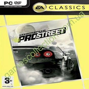 Need For Speed: Pro Street. Classics Русская Версия Jewel-thumb