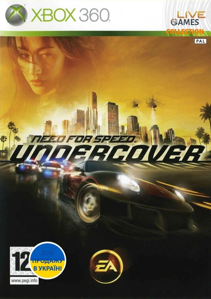 Need for Speed: Undercover (XBOX360)-thumb