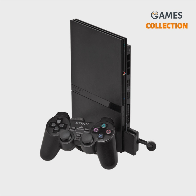Sony PlayStation 2 Б/У Идеал (PS2)-thumb