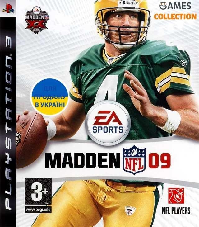 Madden NFL 09 (PS3)-thumb