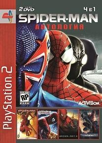 Сборник игр 4в1: Антология Spider-man: Ultimate Spider-man-thumb