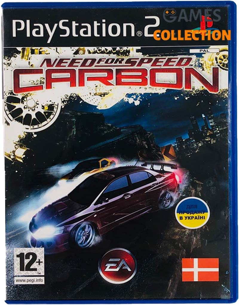 Need for Speed: Carbon (PS2) Б/У-thumb