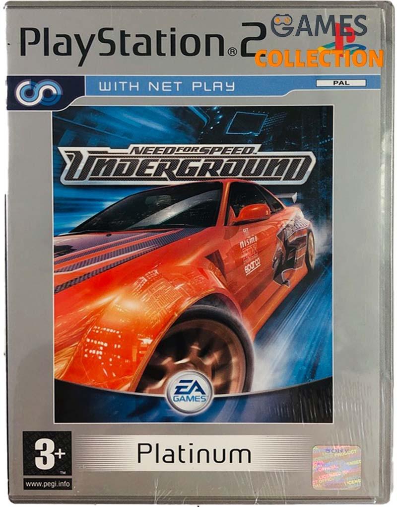 Need for Speed: Underground (PS2) Б/У-thumb