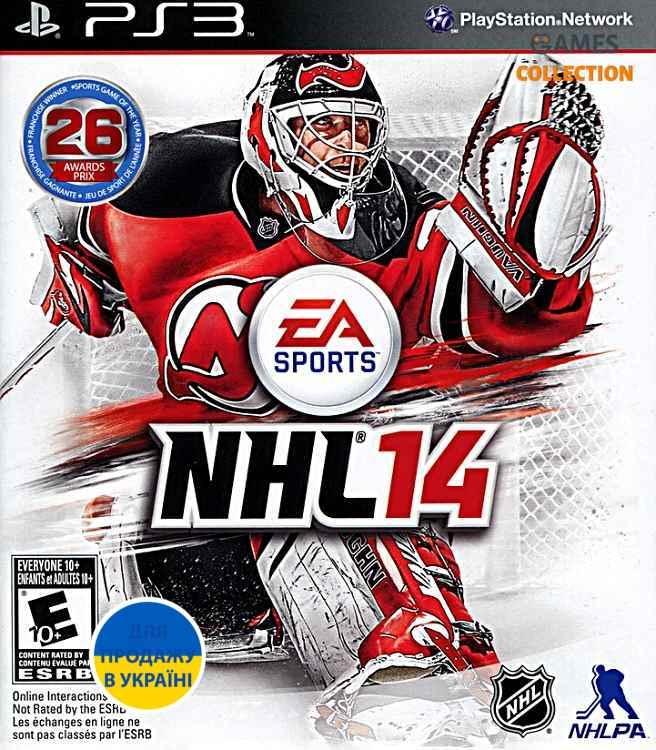 NHL 14 (PS3)-thumb