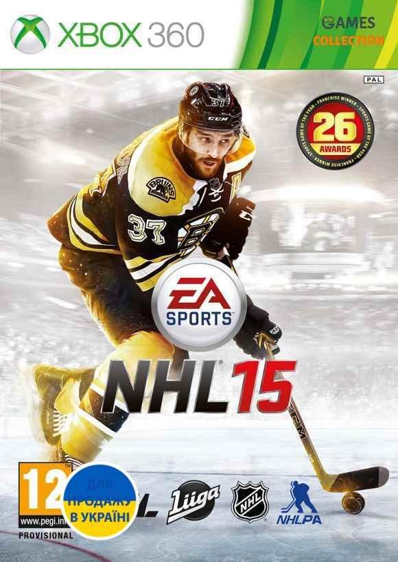 NHL 15 (XBOX360)-thumb