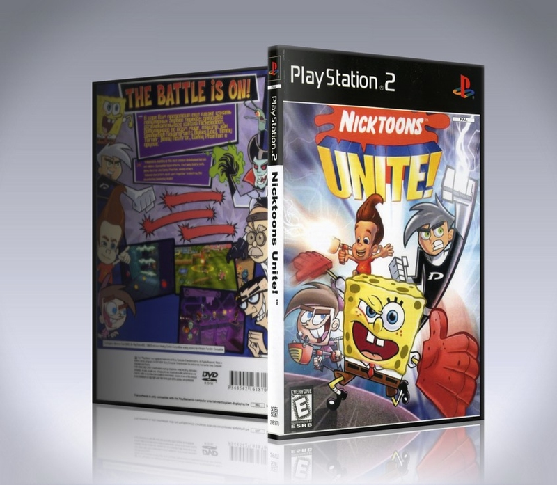 Nicktoons unite (ps2)-thumb