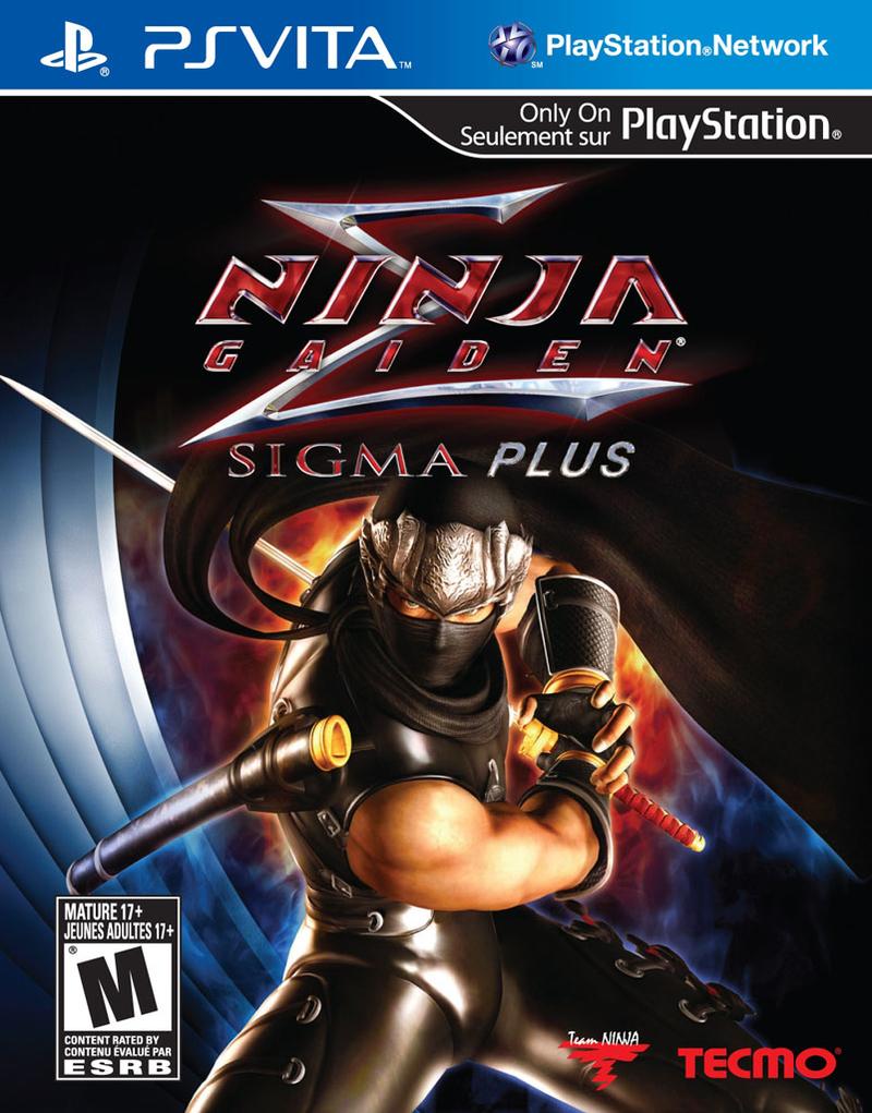 Ninja Gaiden Sigma Plus-thumb