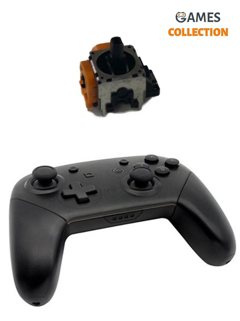 Pro Controller механизм аналога 3D Nintendo Switch-thumb