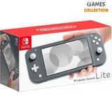 Nintendo Switch Lite (Grey)-thumb