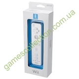 Контроллер Wii Remote (Пульт) чёрный, белый-thumb