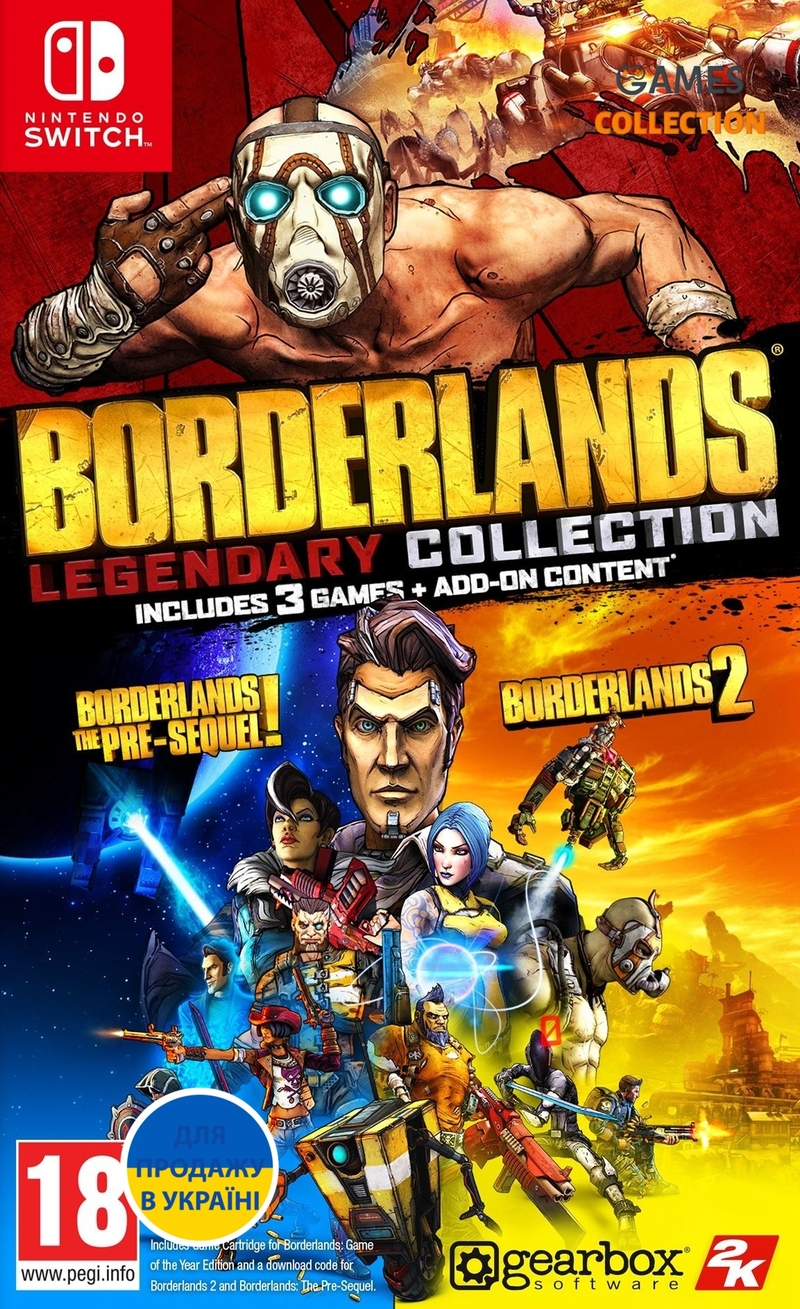 Borderlands Legendary Collection (Switch)-thumb