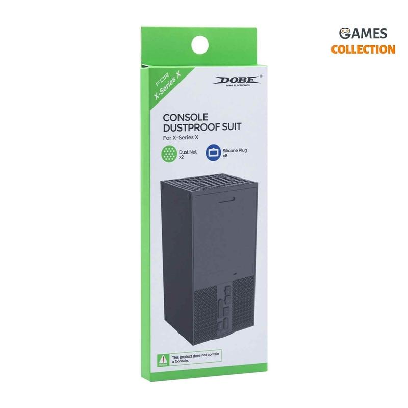 DOBE TYX-0670 Комплект для защиты от пыли для Xbox Series X-thumb