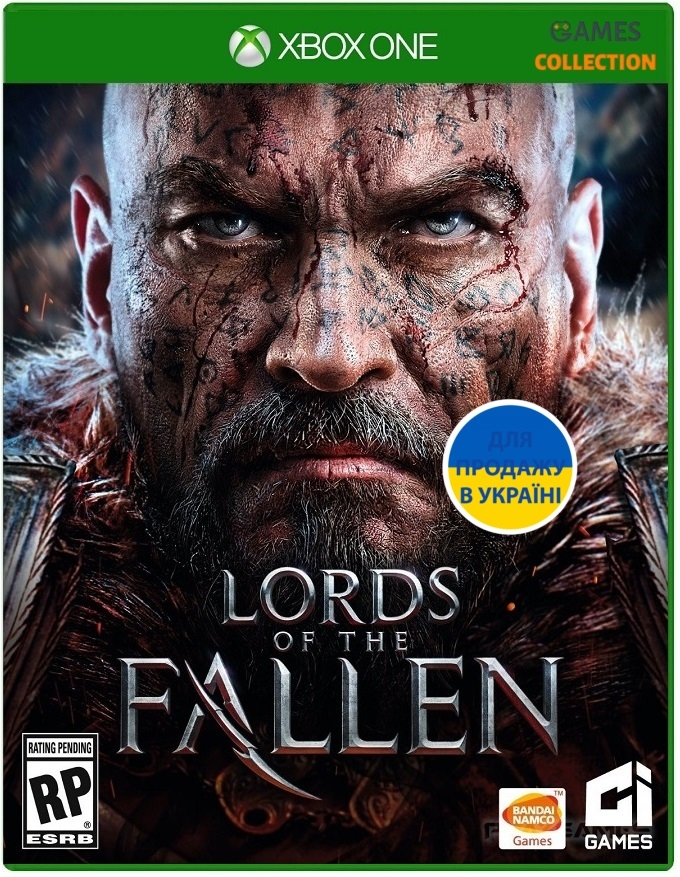 Lords of the Fallen  Б/У(Xbox One)-thumb