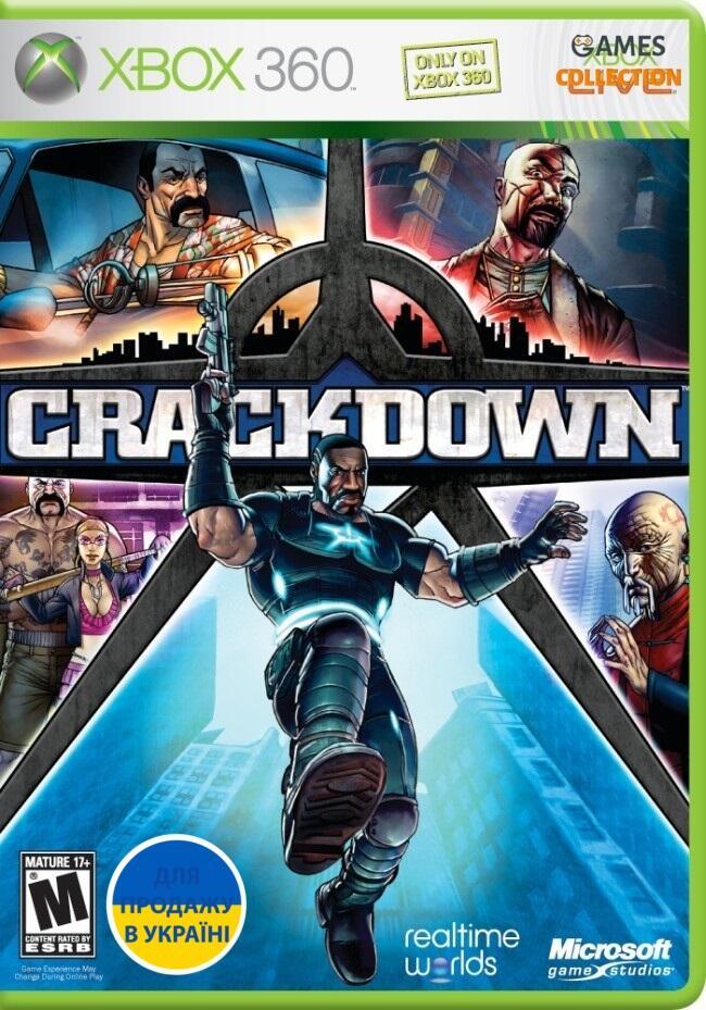 Crackdown (Xbox 360)-thumb