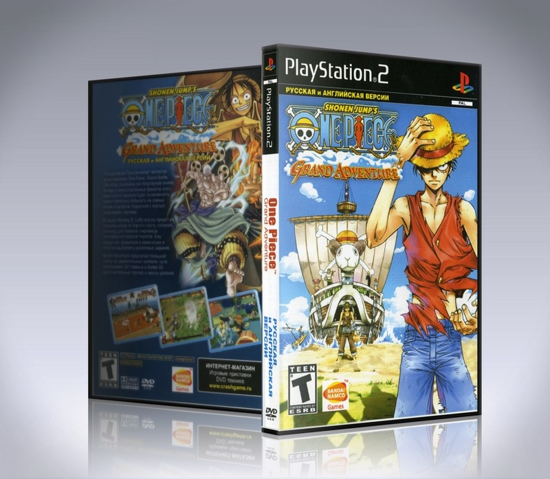 One Piece Grand Adventure (ps2)-thumb