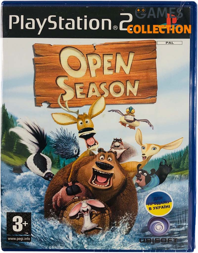 Open Season (PS2) Б/У-thumb
