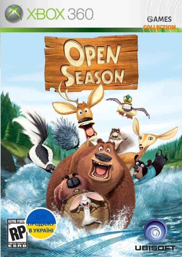 Open Season (XBOX360)-thumb