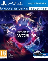 PlayStation VR WORLD (PS4)-thumb