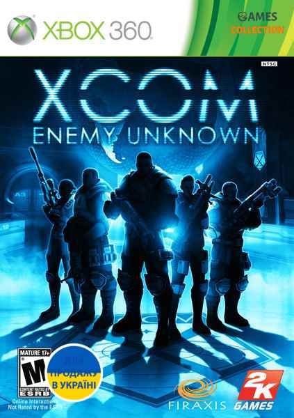 XCOM: Enemy Unknown (XBOX360)-thumb