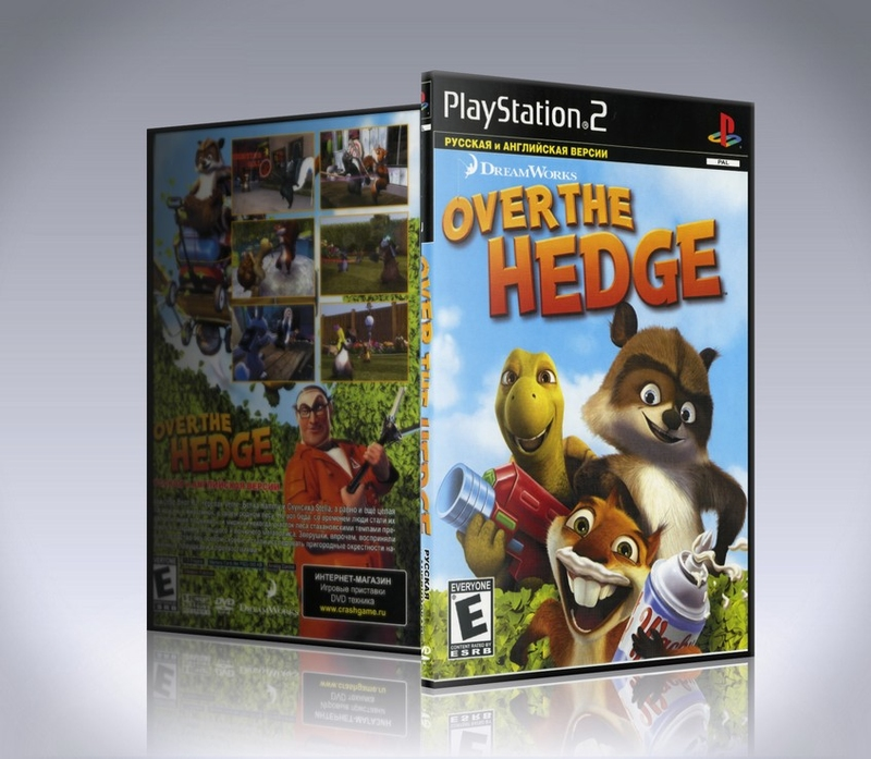 Over the Hedge (ps2)-thumb