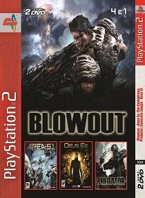 Сборник игр 4в1: Blowout-thumb