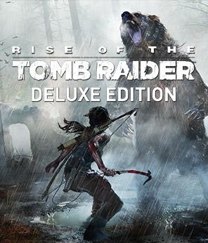 Rise of the Tomb Raider-Digital DELUXE+S.Pass (PC)-thumb