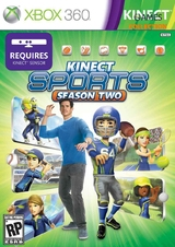 Kinect Sports: Season Two (XBOX360) Б/У-thumb