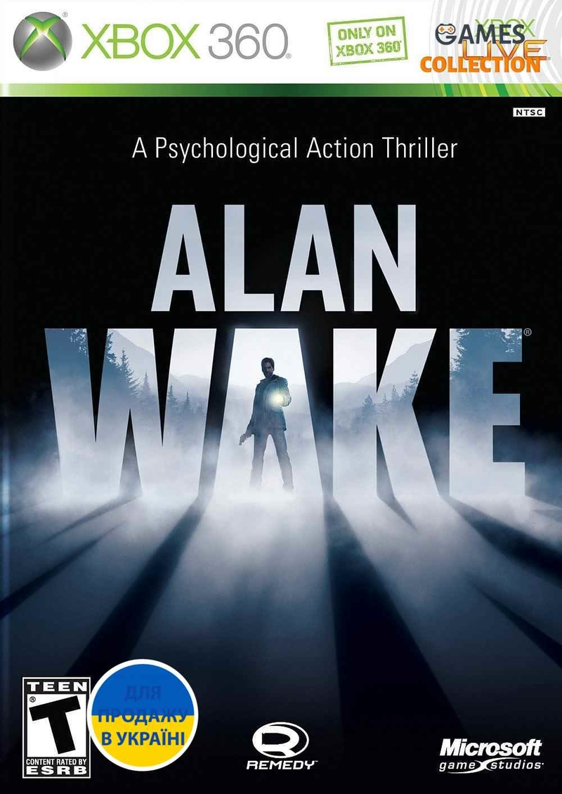 Alan Wake (XBox 360)-thumb
