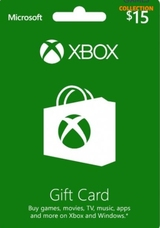 XBOX LIVE 15 USD КАРТА ОПЛАТЫ (USA)-thumb
