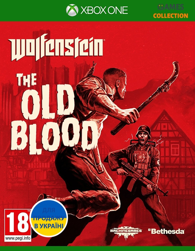 Wolfenstein: The Old Blood (Xbox One)-thumb