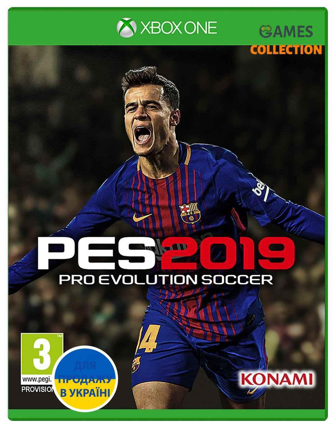 Pro Evolution Soccer 2019 (Xbox One)-thumb