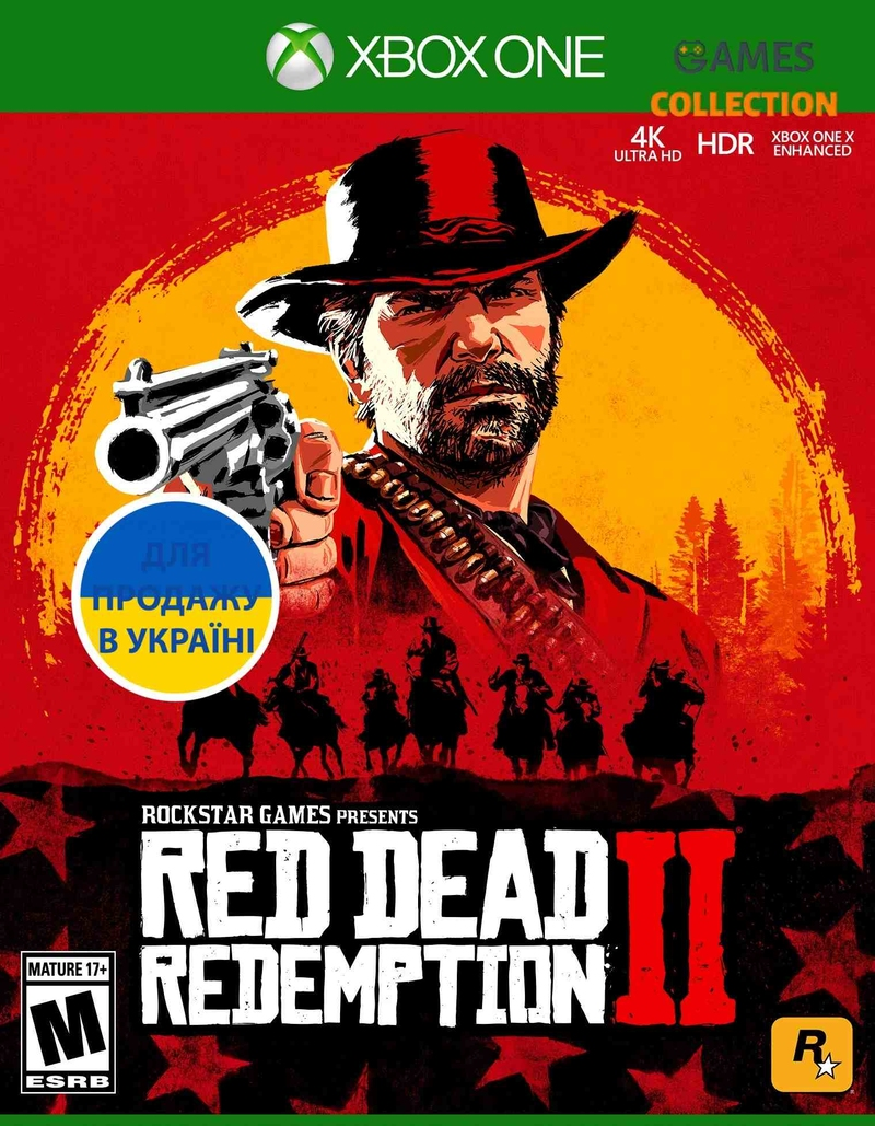 RED DEAD REDEMPTION 2 (XBOX ONE) (Ваучер)-thumb