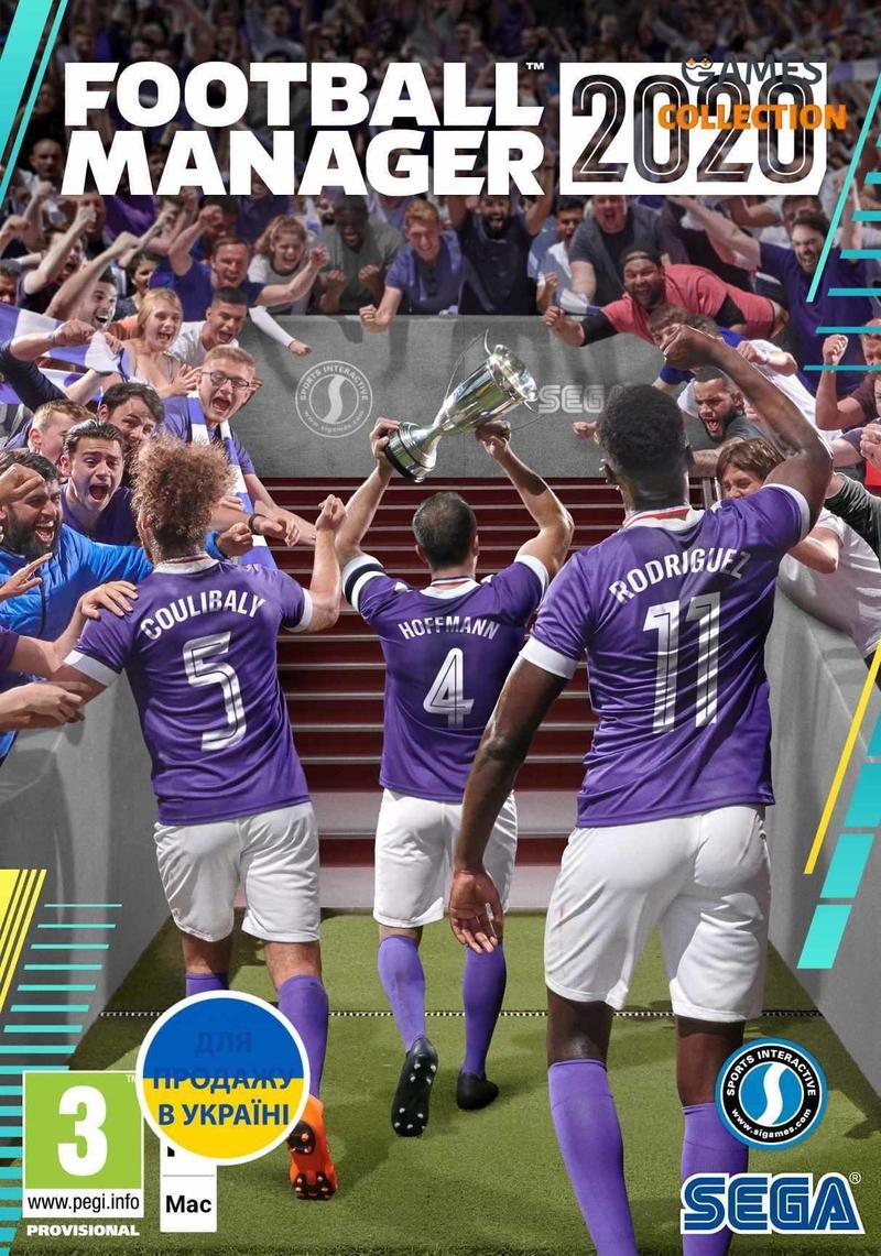 Football Manager 2020 (PC) КЛЮЧ-thumb